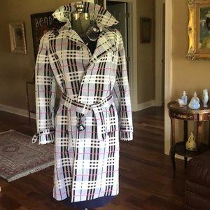 New Burberry trench coat